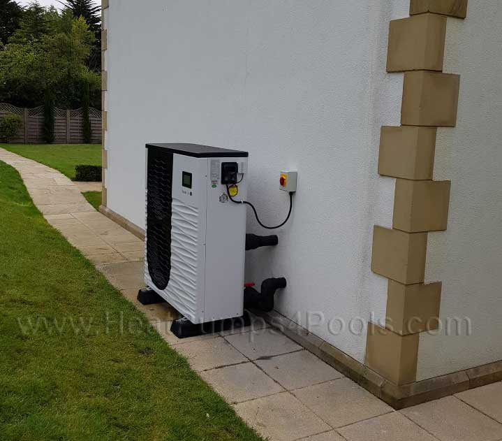 Thermotec Inverter Horizontal Heat Pumps 9kw To 24kw Thermotec Inverter Horizontal