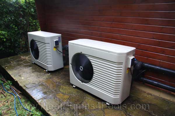 Duratech dura plus swimming pool heat pump heater - Swimming pool heat pump installation ...