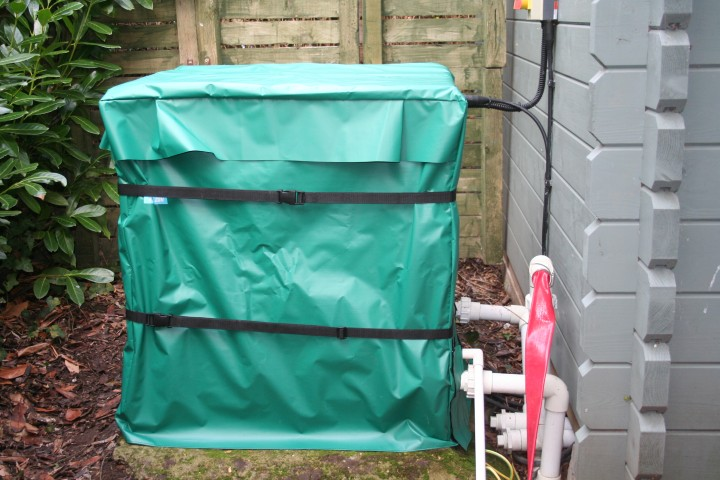heat pump winter cover example 2