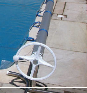 Plastica Slidelock Telescopic Reel - Small (3.05m to 4.57m)