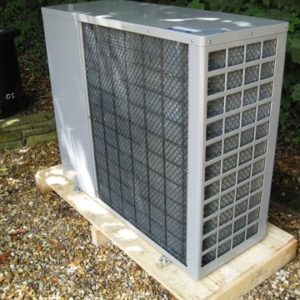 SOLD: Heat Inverter 23kw FPPH60+ Used Pool Heat Pump