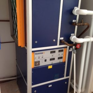 SOLD: Heatstar Andromeda FX 2000 Super Plus All in One Indoor Pool Unit - Second Hand (P3436)