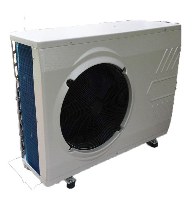 Duratech Dura 18, 18kw Swimming Pool Heat Pump Heater