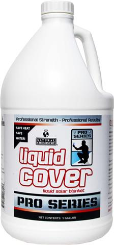 COVERFree Pro-Series Liquid Swimming Pool Cover - 1 US Gallon, 3.9 litre bottle