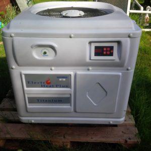 SOLD: Waterco Electro Heat Plus 16kw, Single Phase, (Electroheat 55) - Used