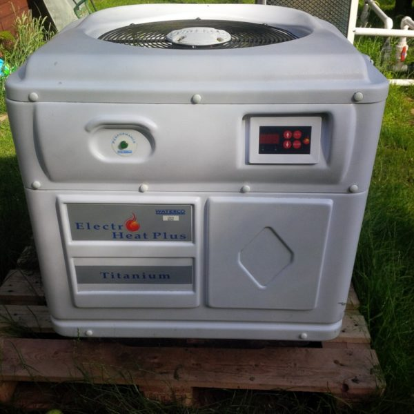 SOLD: Waterco Electro Heat Plus 16kw, Single Phase, (Electroheat 55) - Used