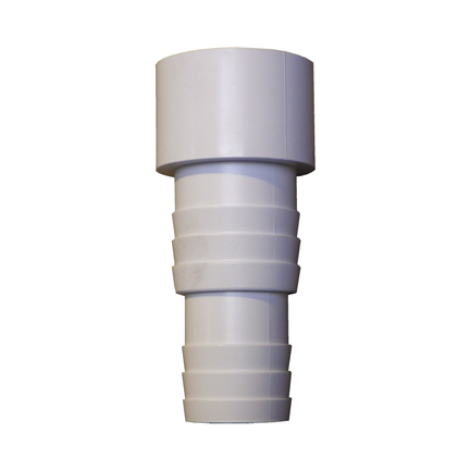 "1.5"" Plain Male Hosetail - Stepped 1.25""(32mm)/1.5""(38mm)"