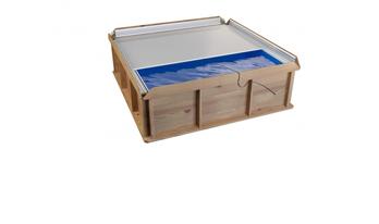 Pistoche Wooden Pool