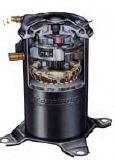 Heat Siphon Copeland Compressor
