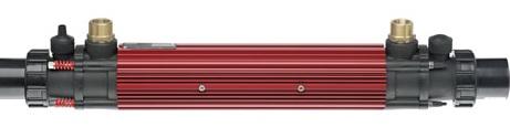 Elecro G2 Titanium Heat Exchanger