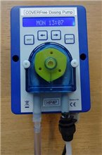 COVERFree Liquid Swimming Pool Cover Automatic Dosing Pump - Mains Powered