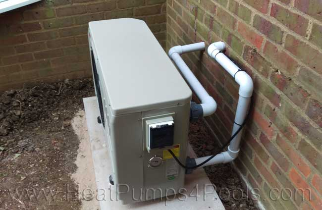 duratech dura 7 pool heat pump