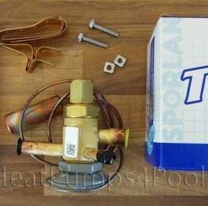 Aquacal Heat Pump Thermostatic Expansion Valve REP0044 2 Ton for T35 (R410A)