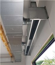 Indoor Pool Ducting