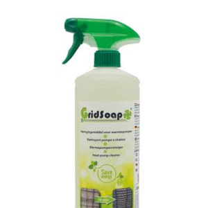 Gridsoap Heat Pump Fin Cleaner - 1ltr Spray Bottle