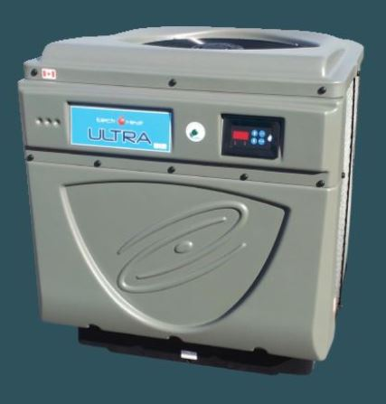 Waterco Electro Heat Ultra Low 22kw to 35kw Heat Pumps, Single & 3 Phase Models