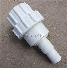 Hose Adaptor D for Intex/Bestway Filters for 32/38mm pool hose