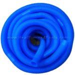 1.25″ (32mm) Swimming Pool Flexible Vacuum Hose Blue – 1m lengths