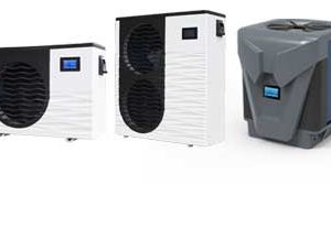 Thermotec Inverter Pond Heat Pumps