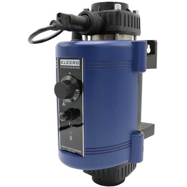 Nano Titanium Electric Plug and Play Pool Heaters 2kw + 3kw - pools up to 9m3