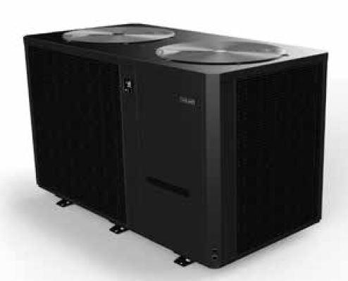 inverter+ commercial heat pumps