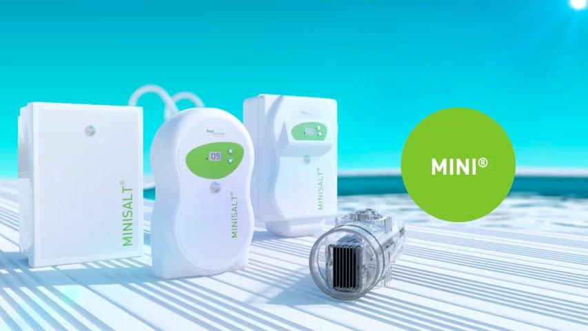 MiniSalt Chlorine Generator System