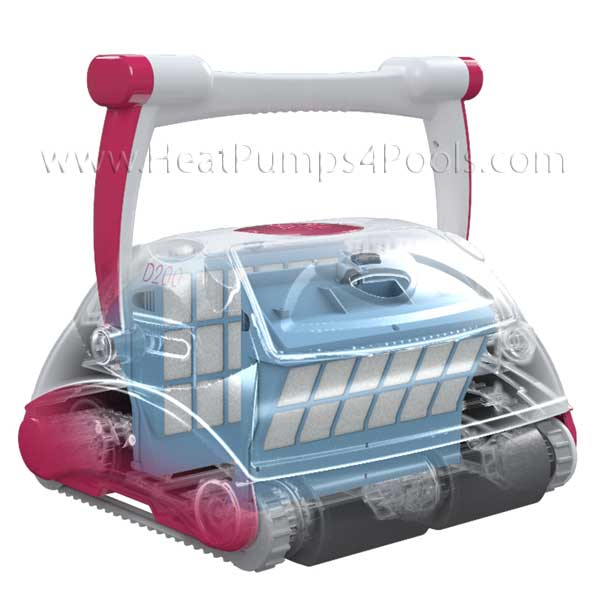 BWT D200 Pool Robotic Cleaner