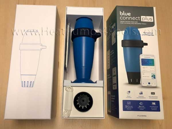 Blue Connect Plus Pool Water Analyzer