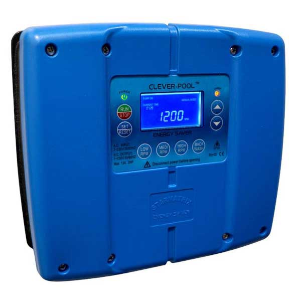 Clever Pool Pump Inverter - Variable Speed Pump Controller