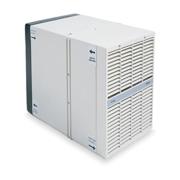 Indux E300RW6 Semi Remote Domestic Fresh Air Ventilator