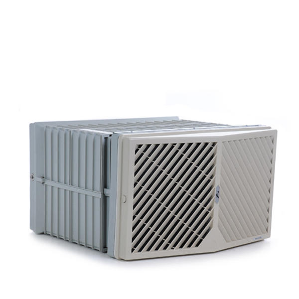 Indux E300R6 ventilation