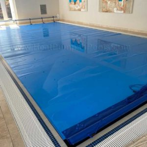 indoor pool thermal blanket - heatpumps4pools