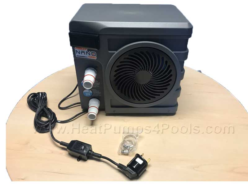 Electric Plug and Play Pool Heaters 3kw