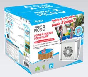 Pico Reversible Heat Pump 4kw boxed